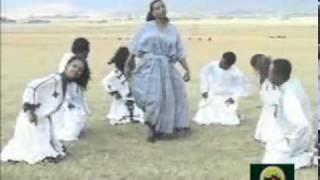 Ethiopian Music:Traditional Amharic Dance:   Fanta Belay