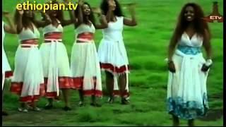 Ethiopian Holiday Music : Betelhem Bekele - Enkoan Adresen