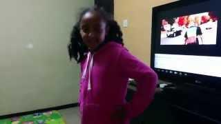 5 years old dancing with traditional amharic music 2016 | Jacky Gosee | Man Ende Hagere