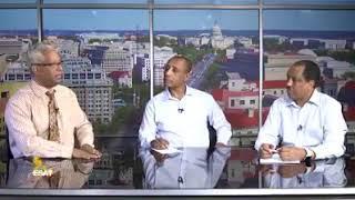 ESAT Eletawi NEWS June 6/2018 ESAT tv ETHIOPIA እስክንድርን ለማመስገን በታዘጋጀው ዝግጅት ለይ አዘጋጅቹ ያሰጡት መስታዋሸ