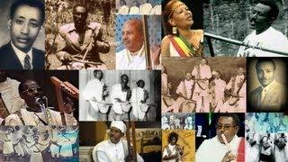 Ethiopian Traditional Folk Music. The Legends collection of 40s ,50s & 60s(25 best hits in 15 min))