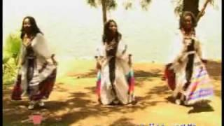 Traditional Amharic Music - Mekdes Mesfin-Ye wollo