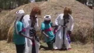 Traditional Amharic Music- Yikaflew Asrat- Dankera