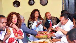 Dereje Shewakena - Awdamet   አውደአመት - New Ethiopian Music 2018 (Official Video)